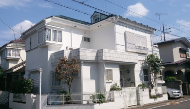 立川市 住宅外壁・屋根 改修工事