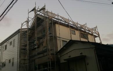 八王子市 住宅外壁・屋根 改修工事