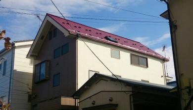 八王子市 外壁・屋根改修工事